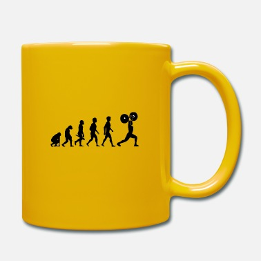 Weightlifting weightlifting weightlifting sport2 - Mug