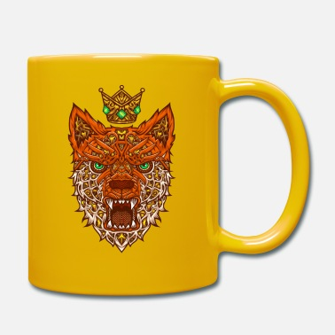Nano Nano fox with crown - Mug