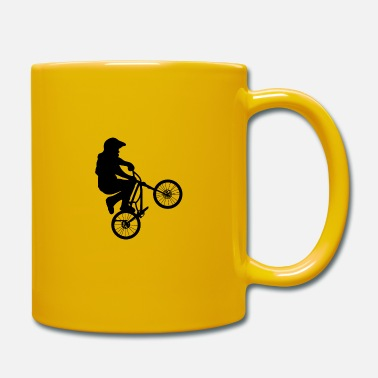 Bmx BMX, freestyle, stunts, gift - Mug