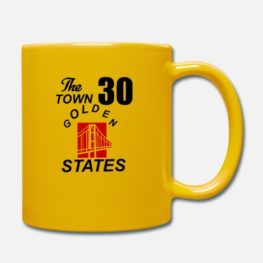 Statement Golden states - Mug