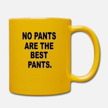 Intimo No NO PANTS - BEST - Tazza