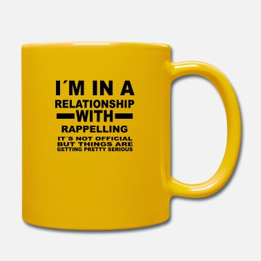 Rappel relationship with RAPPELLING - Mug