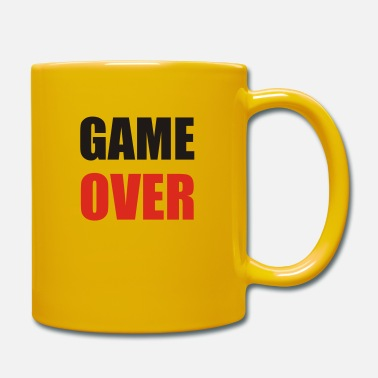 Game Over game over - Mugg
