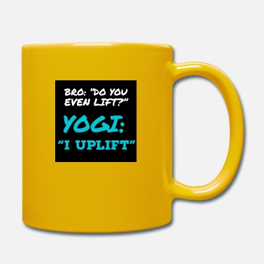 DO YOU EVEN LIFT I UPLIFT - Tasse