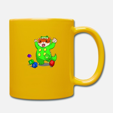 On The Go Cats monsters on the go - Mug