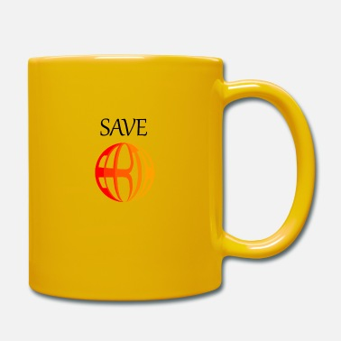 Save Earth - Tasse