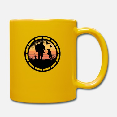 Guns Never mess with a hunter. - Mug