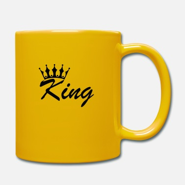 Fiançailles King and queen - Mug