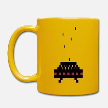 Video Game Game Retro 80s game playing - Mug