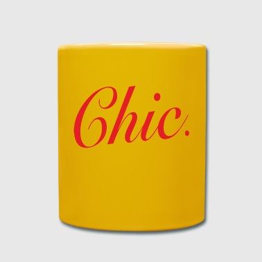 Chic - Full Colour Mug