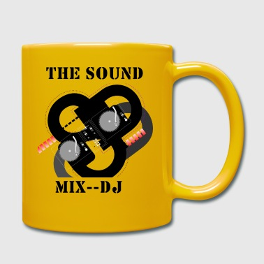 IL MIX AUDIO - Tazza monocolore