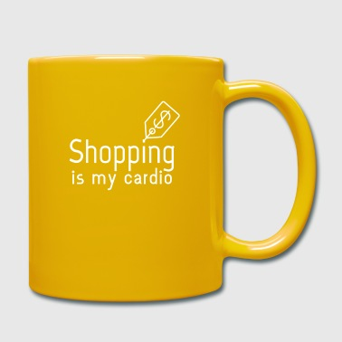 Shopping - Full Colour Mug