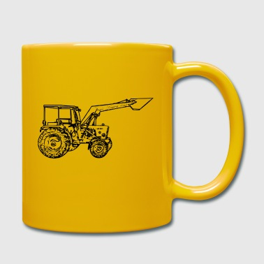 Tractor - Full Colour Mug