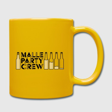 Malle Party Creqw - Full Colour Mug