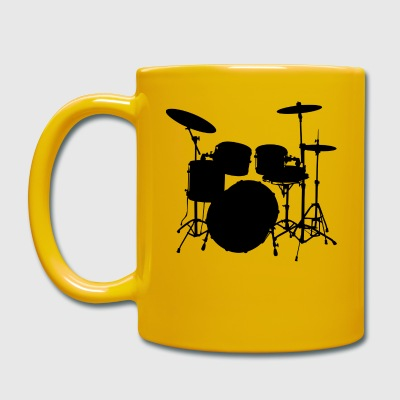 Drums - Full Colour Mug