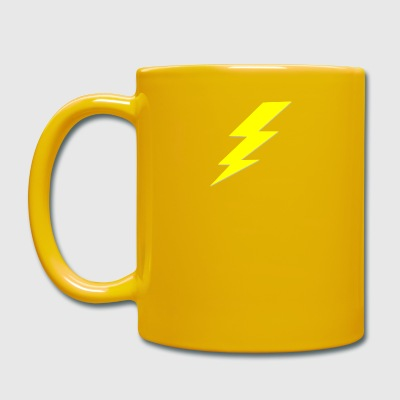 lightning - Full Colour Mug