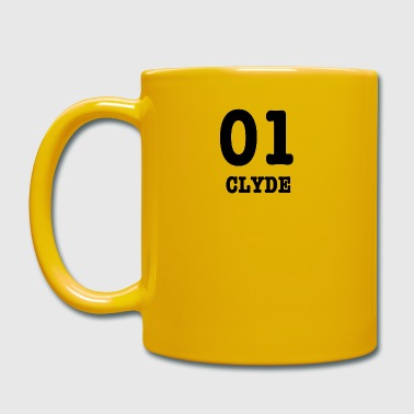 Clyde - Taza de un color