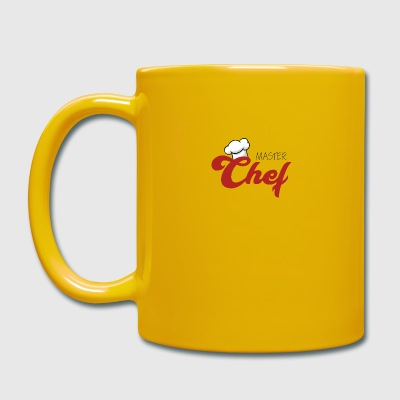 Chef / Chef Cook: Master Chef - Full Colour Mug