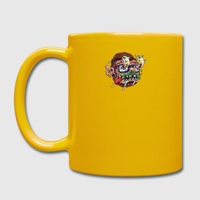 Skater swag alternative - Full Colour Mug