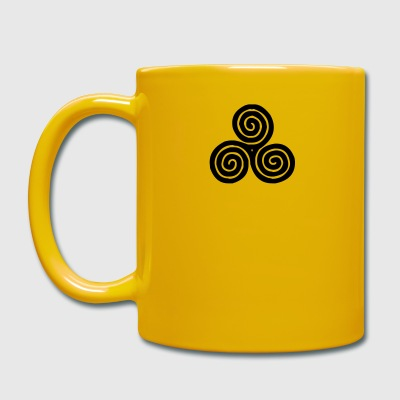 celtic - Tasse en couleur