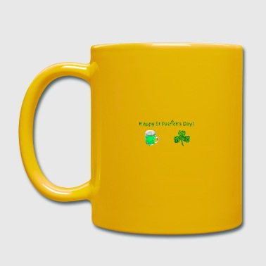 Happy St Patricks Day - Full Colour Mug
