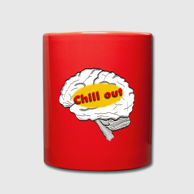 chill out - Full Colour Mug
