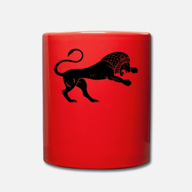 Antique Lion antique - Mug uni