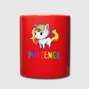 Patience Unicorn - Mug uni