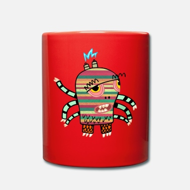 Monster Monster - Full Colour Mug