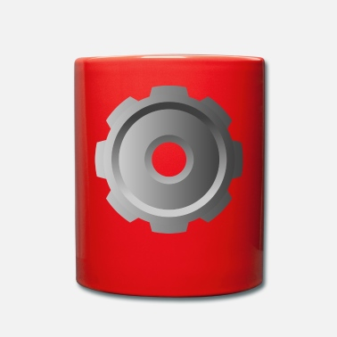 Gear gear - Full Colour Mug
