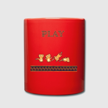 Play PLAY - Full Colour Mug