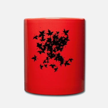 Leaf LEAF TREE BLACK - Mug uni