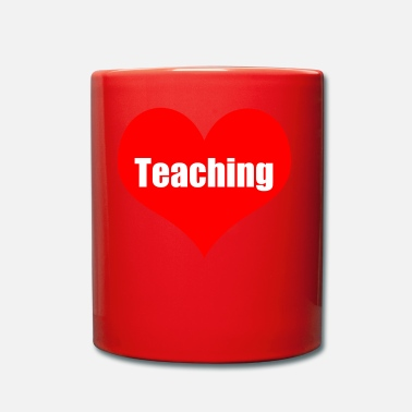 Teaching teaching - Full Colour Mug