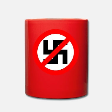Nazi Fuck Nazi's - Full Colour Mug