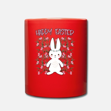 Frohe Ostern Frohe Ostern - Tasse einfarbig