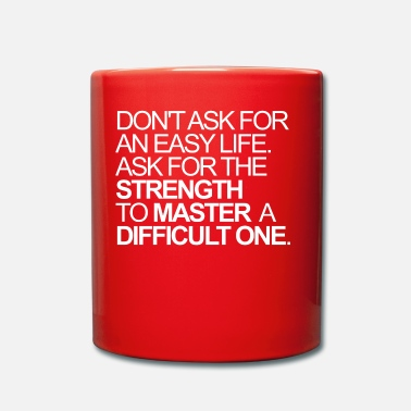 Motivation motivation - Mug uni