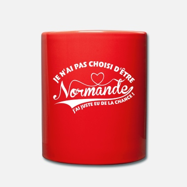 Normandie Normande chanceuse - Mug uni