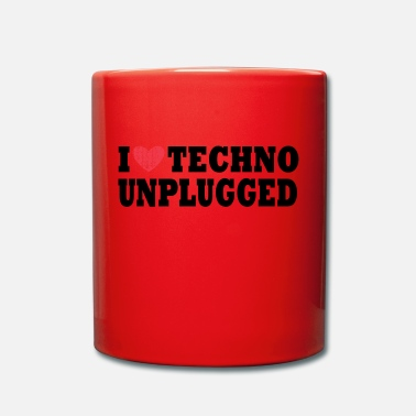 I Love Techno I Love Techno Unplugged - Tasse