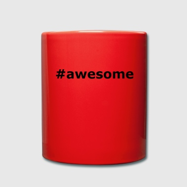 #awesome - Mug uni