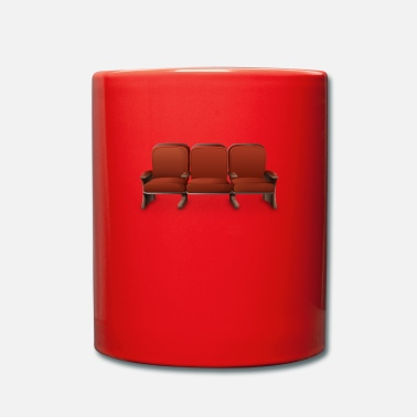 Cinema Cinema seats Cinema Theater Movie - Full Colour Mug