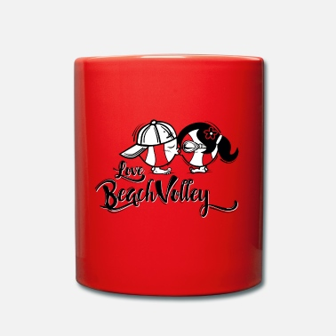 Beach Volley Beach Volley - Mug uni