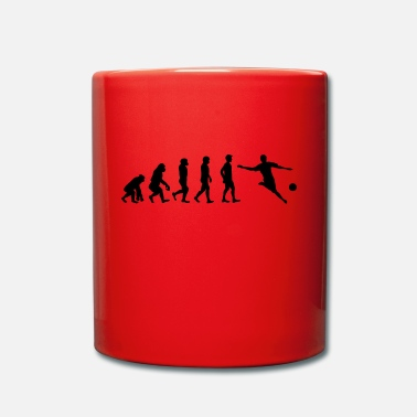 Evolution Soccer - Mug