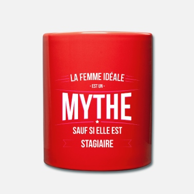 Stagiaire Stagiaire femme ideale Stagiaire - Mug uni