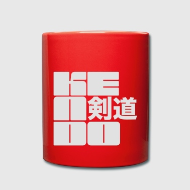 Kendo Kendo - Full Colour Mug