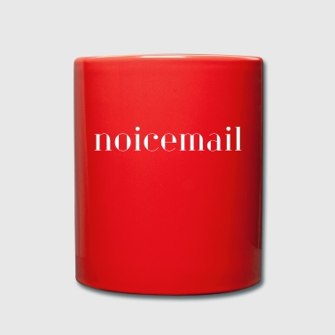house house noicemail house house - Taza de un color