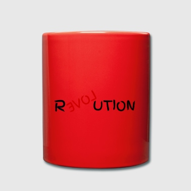 Revolution revolution - Full Colour Mug