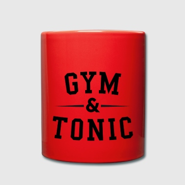 Tonic Gym Tonic - Full Colour Mug