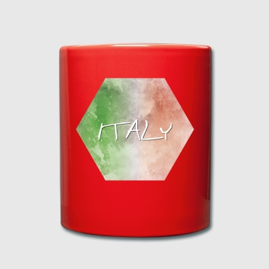 Italy - Italy - Full Colour Mug