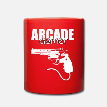 Jeu Arcade Player - Conception de jeux - Mug uni