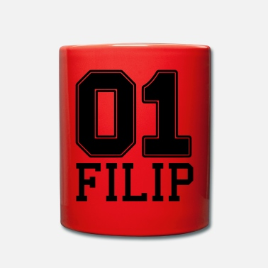 Filip Filip name first name - Mug